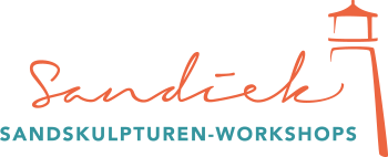 Logo Sandiek Sandskulpturen-Workshops in Westerhever
